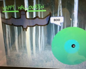 Scratch Boo Project