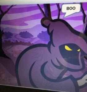 Scratch Ghost Boo