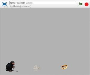 Niffler Scratch Project