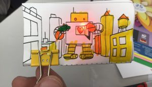 Paper circuits workshops
