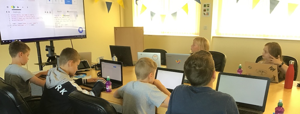 Python workshops